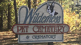 Pet Cemetery Michigan